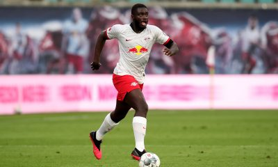 Liverpool have been linked with RB Leipzig's Dayot Upamecano. (GETTY Images)