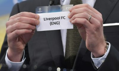 Liverpool get to know their potential opponents for the UEFA Champions League round of 16 draw on December 14th. (GETTY Images)