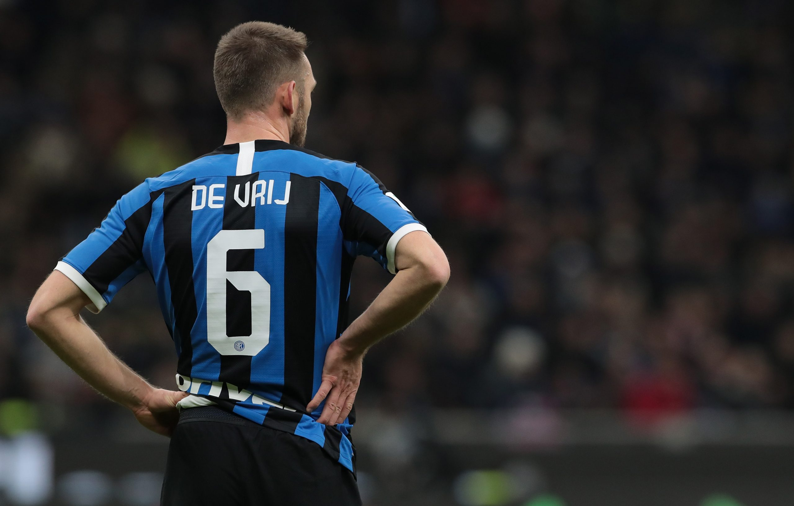 Inter Milan are reportedly offering Stefan de Vrij a new contract. (GETTY Images)