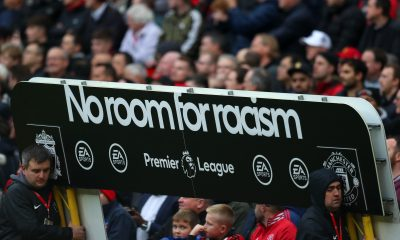 Liverpool and Manchester clubs stand together to combat racism in football. (GETTY Images)